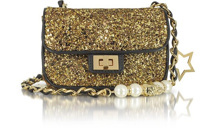 Glitter Mini Bag - Philipp Plein