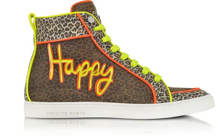 Happy Leo Sneakers - Philipp Plein