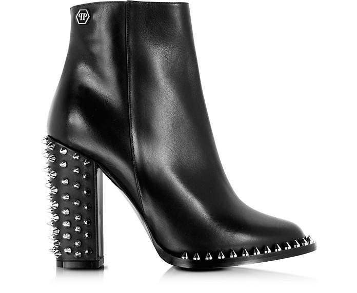 Boots Lo Heels High Cowboy | Philipp Plein