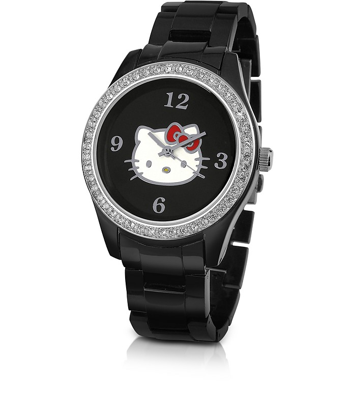 Sporty Kitty Bracelet Watch - Hello Kitty