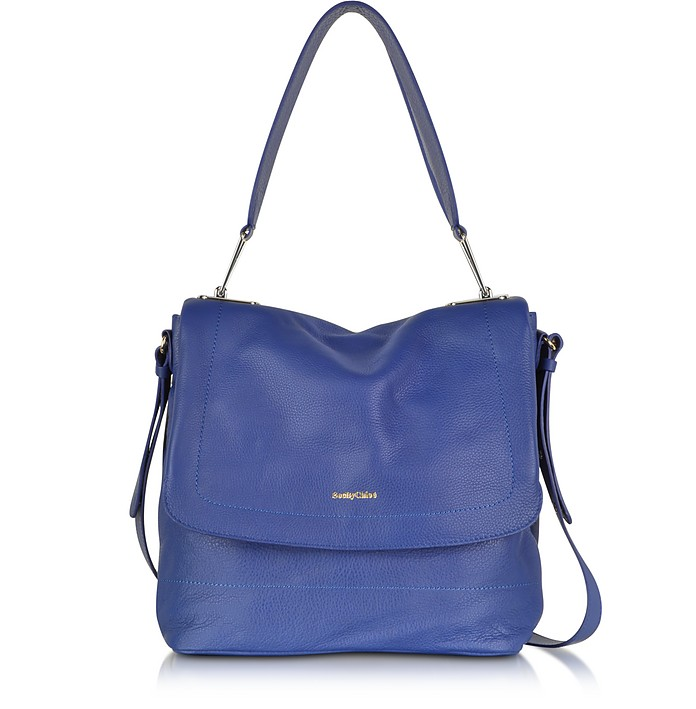 Berty Leather Shoulder Bag - See by Chloé