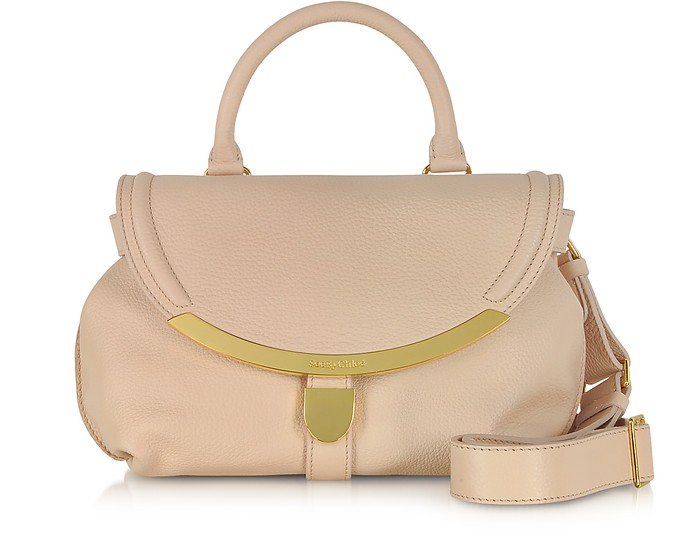 Lizzie Small Borsa a Mano in Pelle - See by Chloé