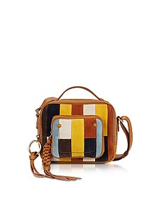 Patti Passito & Multicolor Suede Crossbody Bag  - See by Chloé