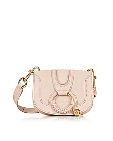 Hana Powder Leather Small Crossbody Bag - See by Chloé