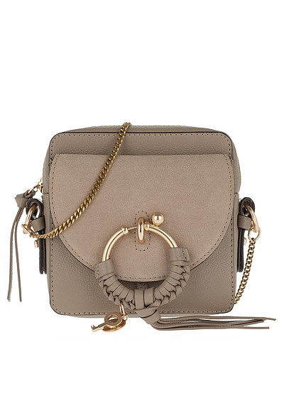 Grey Joan Camera Bag - See by Chloé