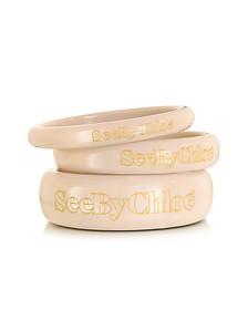 Signature Bangle Bracelets