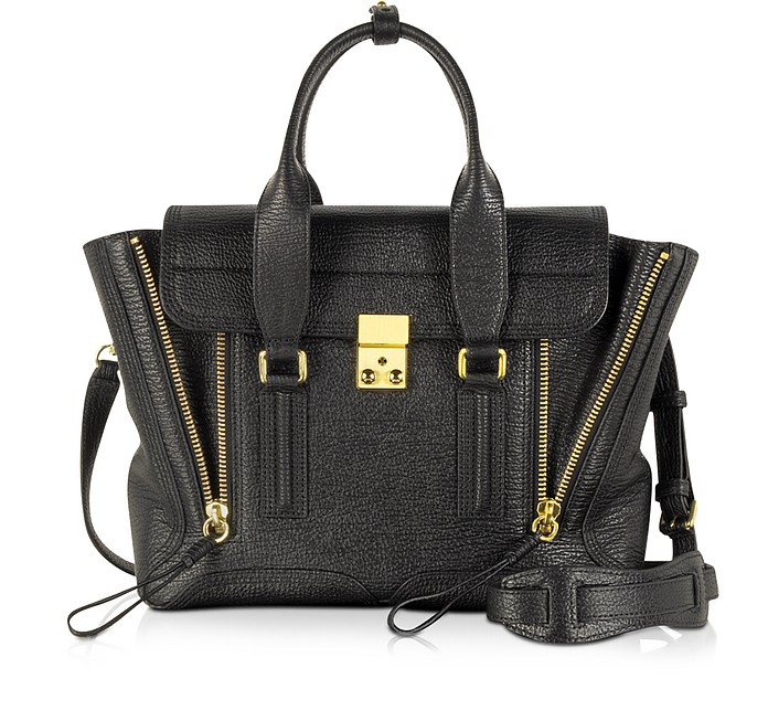 Phillip Lim Bag Pashli Mini Leather Black