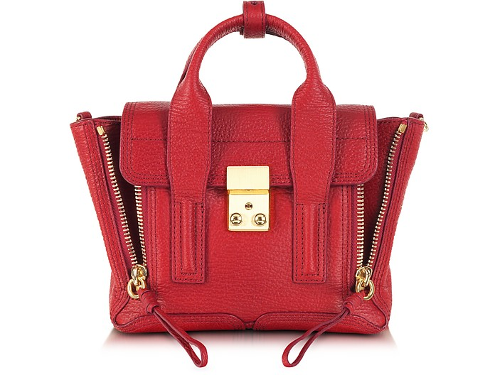 Red Pashli Mini Satchel - 3.1 Phillip Lim