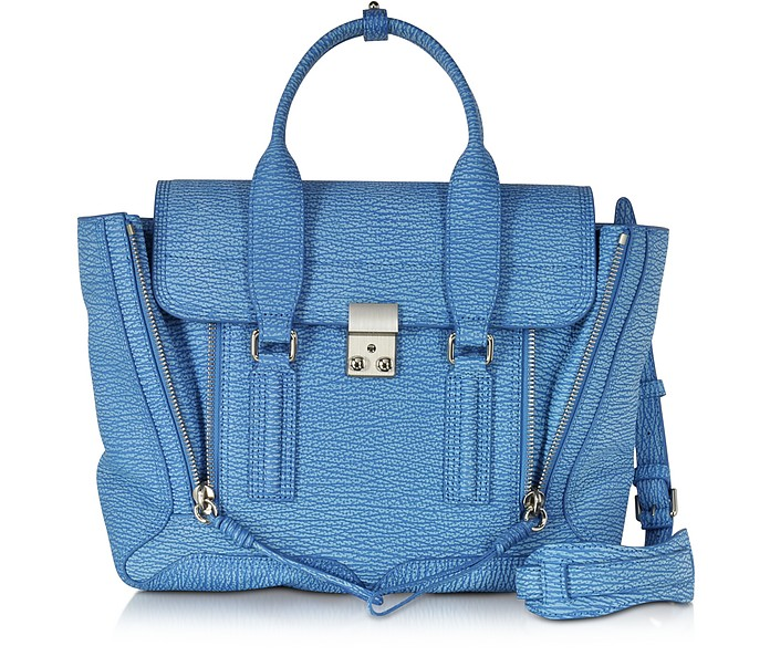 Baby Blue Pashli Medium Satchel - 3.1 Phillip Lim