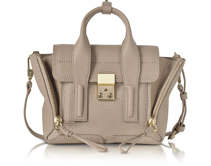 Pashli Cashew Leather Mini Satchel - 3.1 Phillip Lim