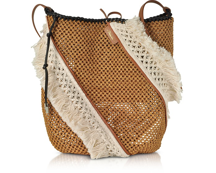 Marlee Open Weave Bag W/Fringes - 3.1 Phillip Lim / フィリップ リム