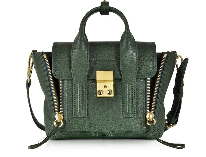 Pashli Mini Satchel w/Shoulder Strap - 3.1 Phillip Lim