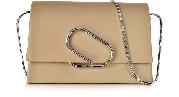 Alix Fawn Soft Flap Clutch - 3.1 Phillip Lim