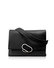 Alix Oversized Black Leather Shoulder Bag - 3.1 Phillip Lim