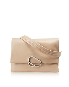 Alix Oversized Fawn Leather Shoulder Bag - 3.1 Phillip Lim