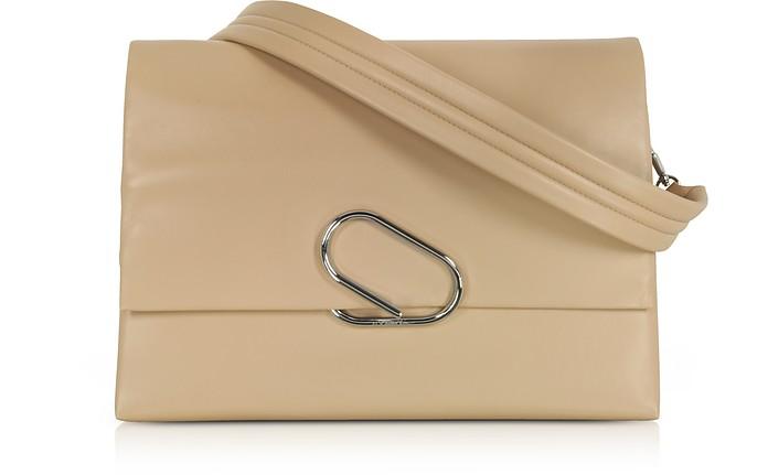 Alix Oversized Fawn Leather Shoulder Bag - 3.1 Phillip Lim