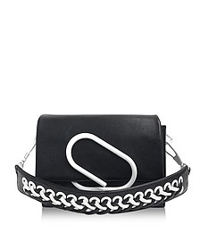 Alix Micro Sport Black Leather Crossbody Bag - 3.1 Phillip Lim