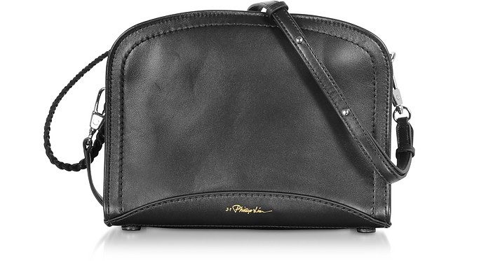 Hudson Small Rectangle Borsa Crossbody in Pelle - 3.1 Phillip Lim