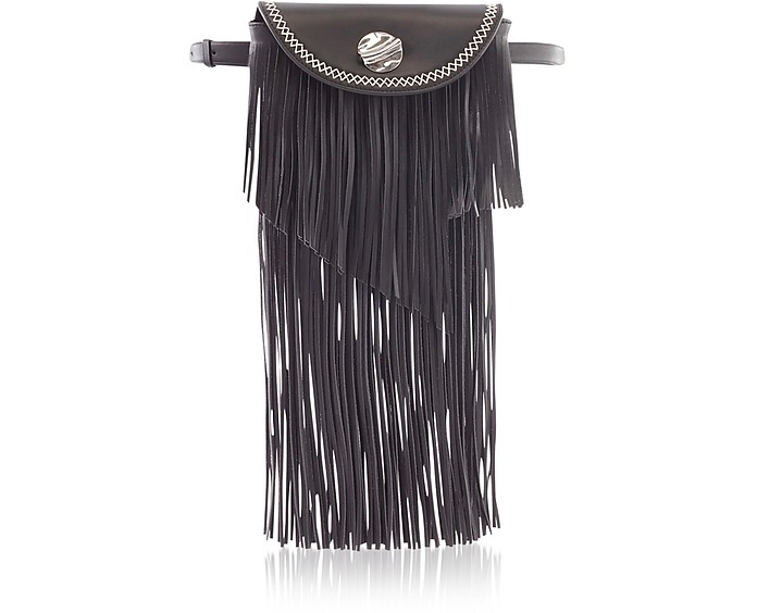 Hudson Sunglasses Case Crossbody Bag w/Fringe - 3.1 Phillip Lim