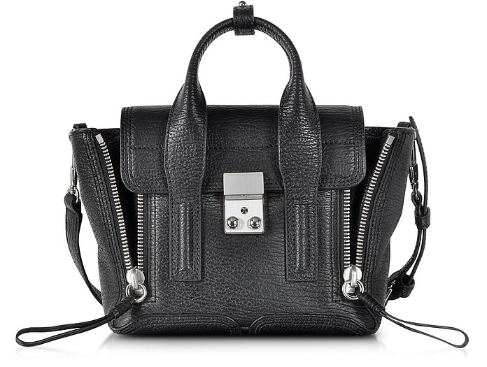 Black Pashli Mini Satchel - 3.1 Phillip Lim