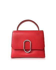 Alix Scarlet Leather Mini Top Handle Satchel Bag - 3.1 Phillip Lim