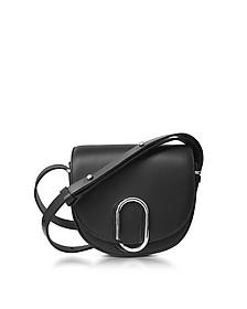 Alix Black Leather Mini Saddle Crossbody Bag - 3.1 Phillip Lim