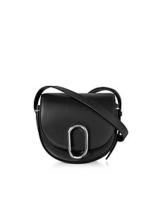 Alix Black Leather Mini Saddle Crossbody Bag - 3.1 Phillip Lim