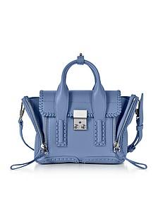 Pashli Periwinkle Leather Mini Satchel Bag  - 3.1 Phillip Lim