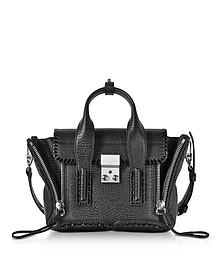 Pashli Black Leather Mini Satchel Bag - 3.1 Phillip Lim