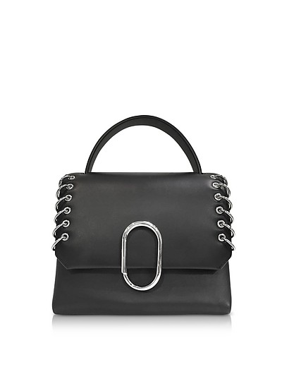 Black Alix Mini Top Handle Satchel Bag - 3.1 Phillip Lim