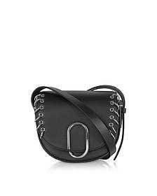 Black Alix Mini Crossbody Bag w/Metal Rings - 3.1 Phillip Lim