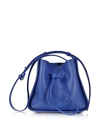 Cobalt Blue Soleil Mini Drawstring Bucket Bag - 3.1 Phillip Lim