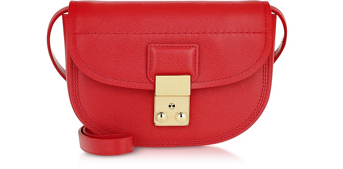 Pashli Mini Saddle Bag Borsa a Spalla in Pelle - 3.1 Phillip Lim