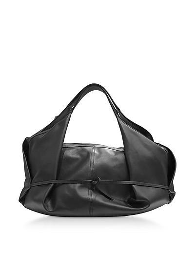 Luna Medium Slouchy ブラックレザーバッグ - 3.1 Phillip Lim / フィリップ リム