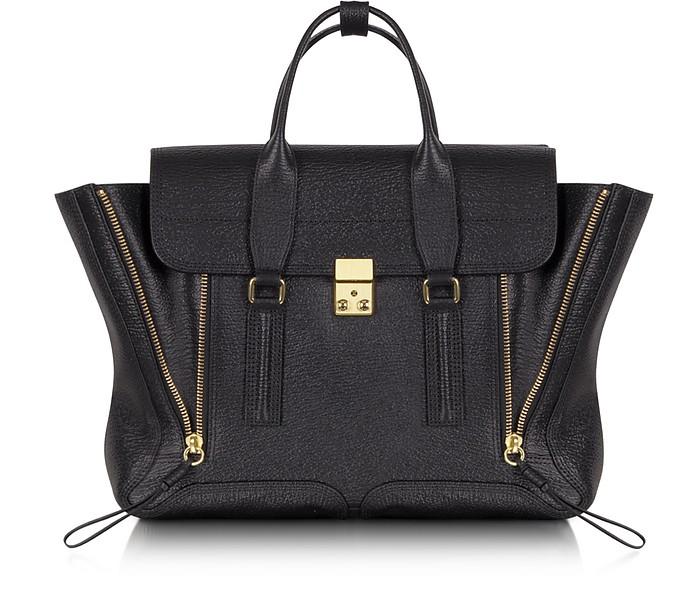 Pashli - Handtasche aus schwarzem Leder - 3.1 Phillip Lim