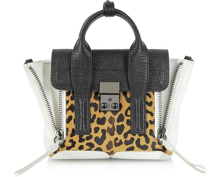 Leopard Print Pashli Mini Satchel - 3.1 Phillip Lim