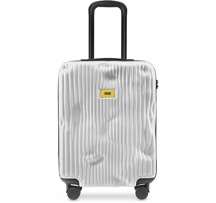 Stripes Carry-On Trolley - Crash Baggage