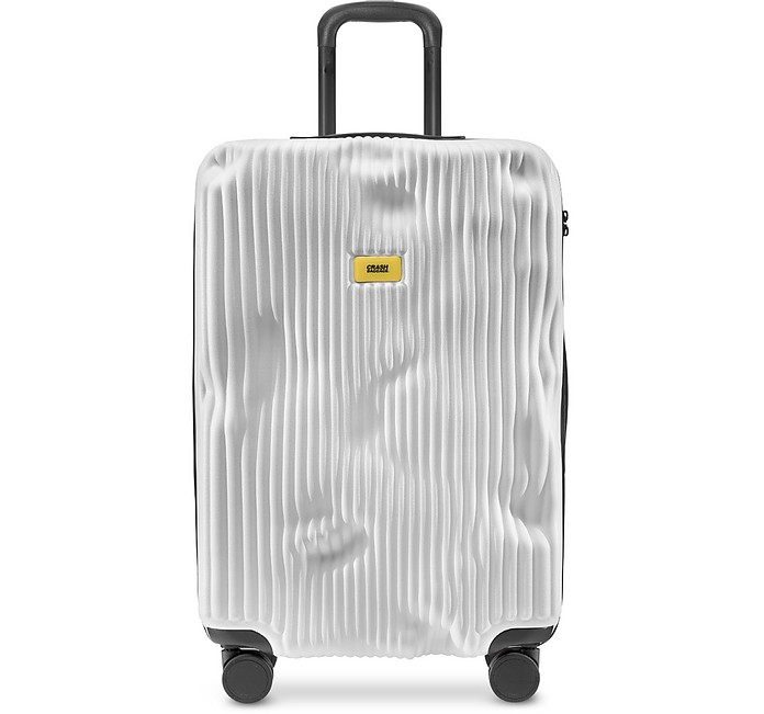 CRASH BAGGAGE STRIPE MEDIUM TROLLEY