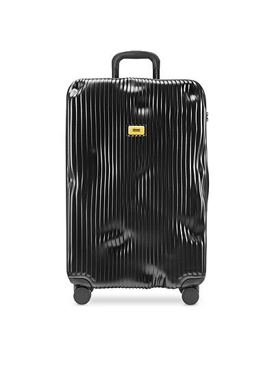 Stripe Large Trolley - Crash Baggage
