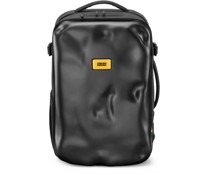 Icon Dented Backpack - Crash Baggage