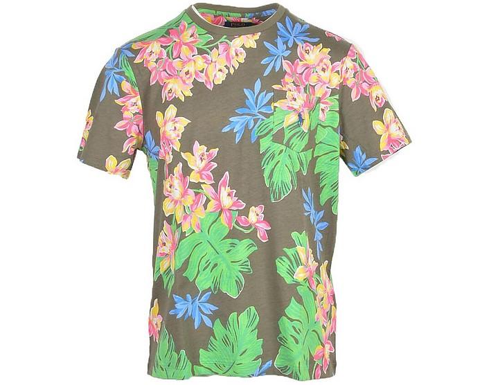 Men's Fantasy Print T-Shirt - Polo Ralph Lauren / ラルフローレン コレクション