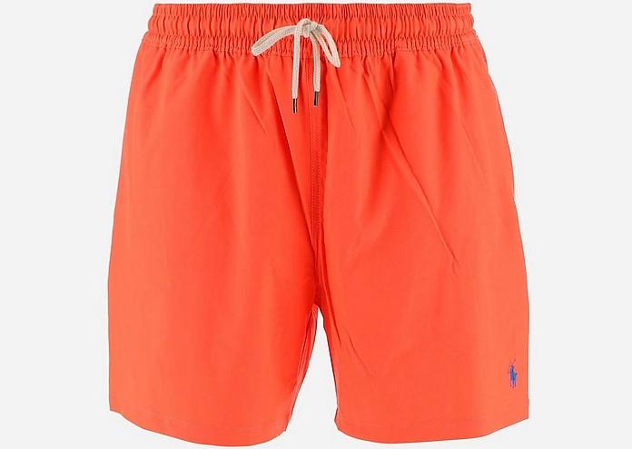 Red Men's Swim Shorts - Ralph Lauren