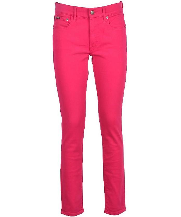 Women's Fuchsia Jeans - Ralph Lauren