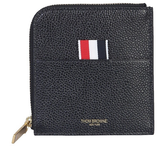 Square Wallet - Thom Browne