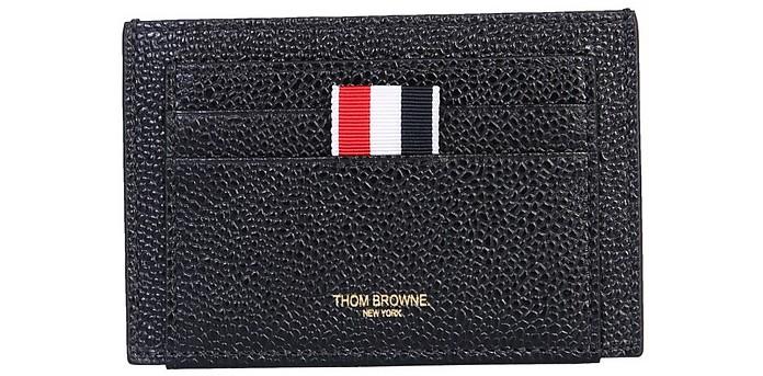 Card Holder With Logo - Thom Browne / トム ブラウン