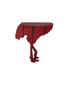 Diva - Ostrich Wall Table - Ibride
