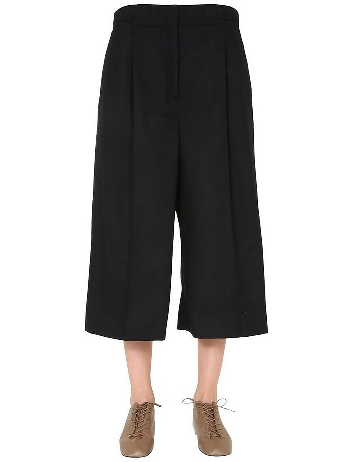 Cropped Trousers - Lemaire