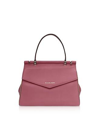 a935682a186559 Rose Jasmine Medium Top-Handle Satchel Bag - Michael Kors
