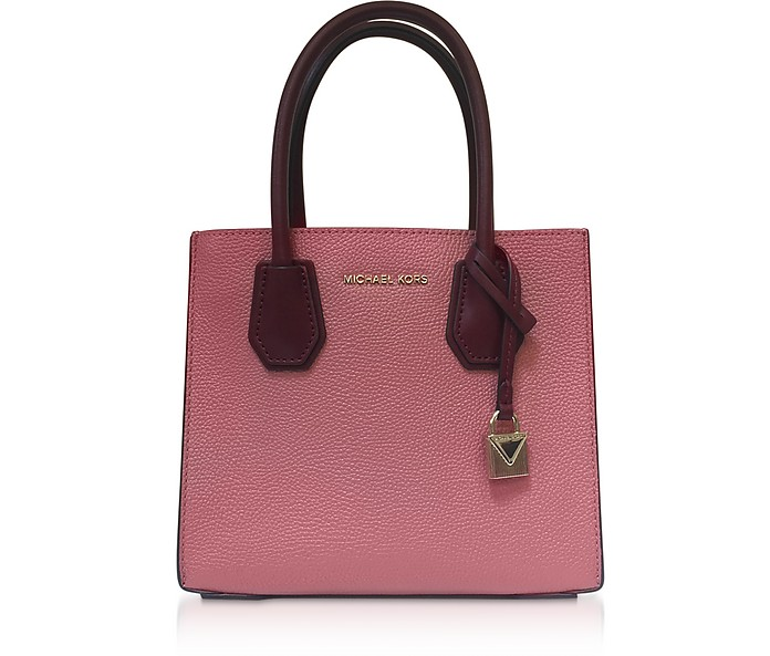 Rose Multi Mercer Medium Messenger Bag - Michael Kors