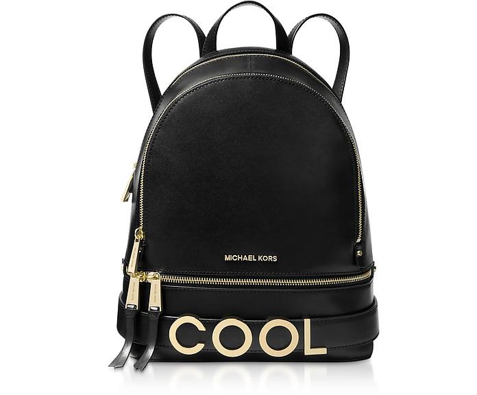 Rhea Zip Medium Backpack - Michael Kors / マイケル コース